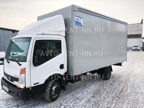 Изготавливаем тенты для грузовых Автомобилей