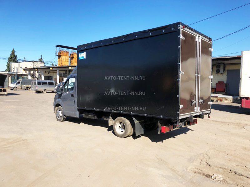 Европлатформа – купить готовый тентованный фургон или изготовить на заказ?