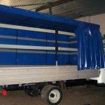 Изготавливаем тенты на ГАЗель Бизнес, ГАЗ 3302