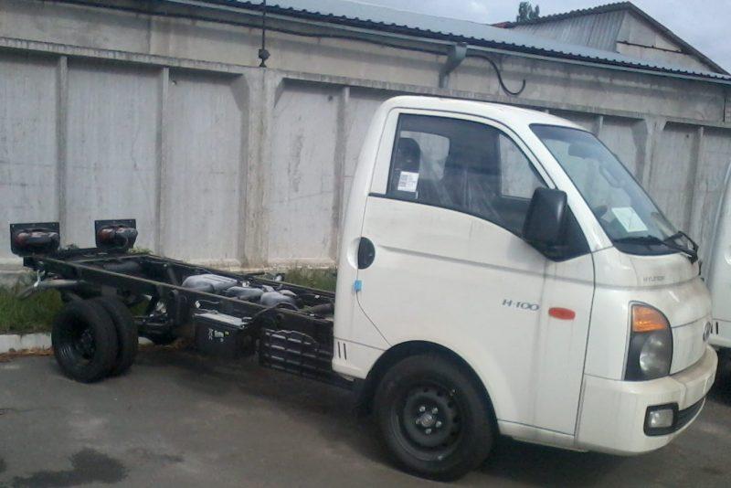 Изготавливаем тенты на Hyundai Porter