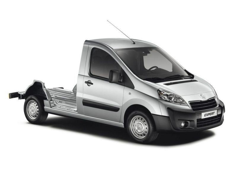 Изготавливаем тенты на шасси Peugeot Expert