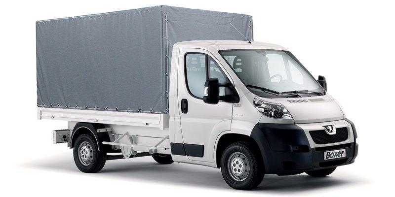Производим Еврофургоны на Peugeot