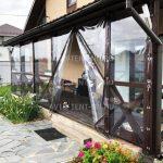 Мягкие Окна для Веранды 100 м/кв (2 фото)
